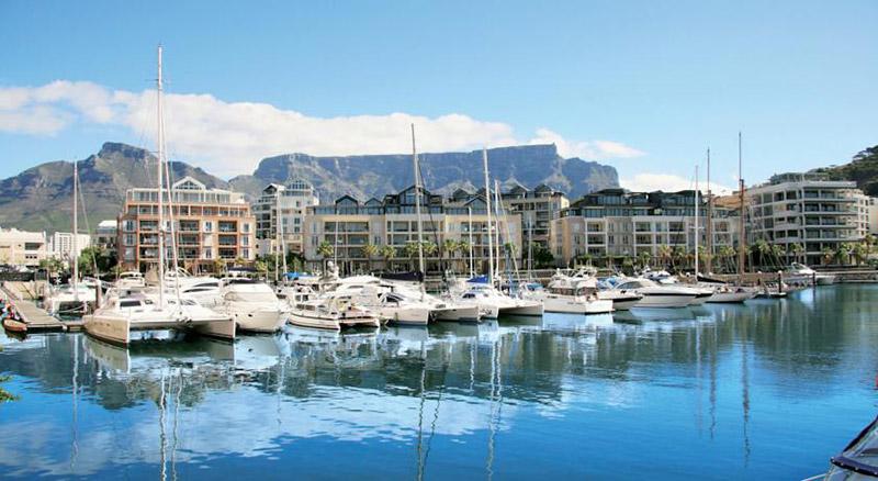 Onde ficar no waterfront de Cape Town