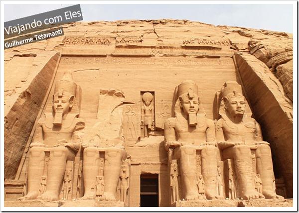 Melhor templo do Egito