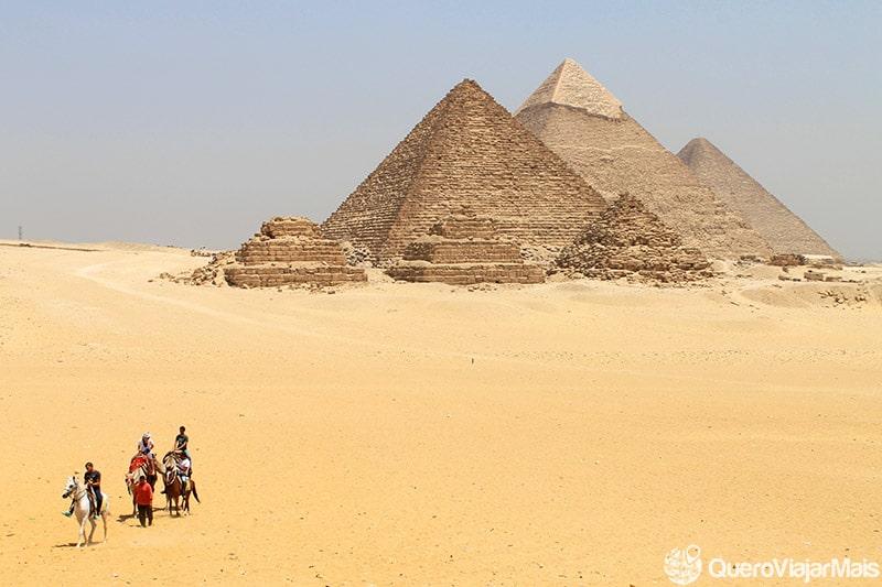 Roteiro sobre o que fazer em Cairo