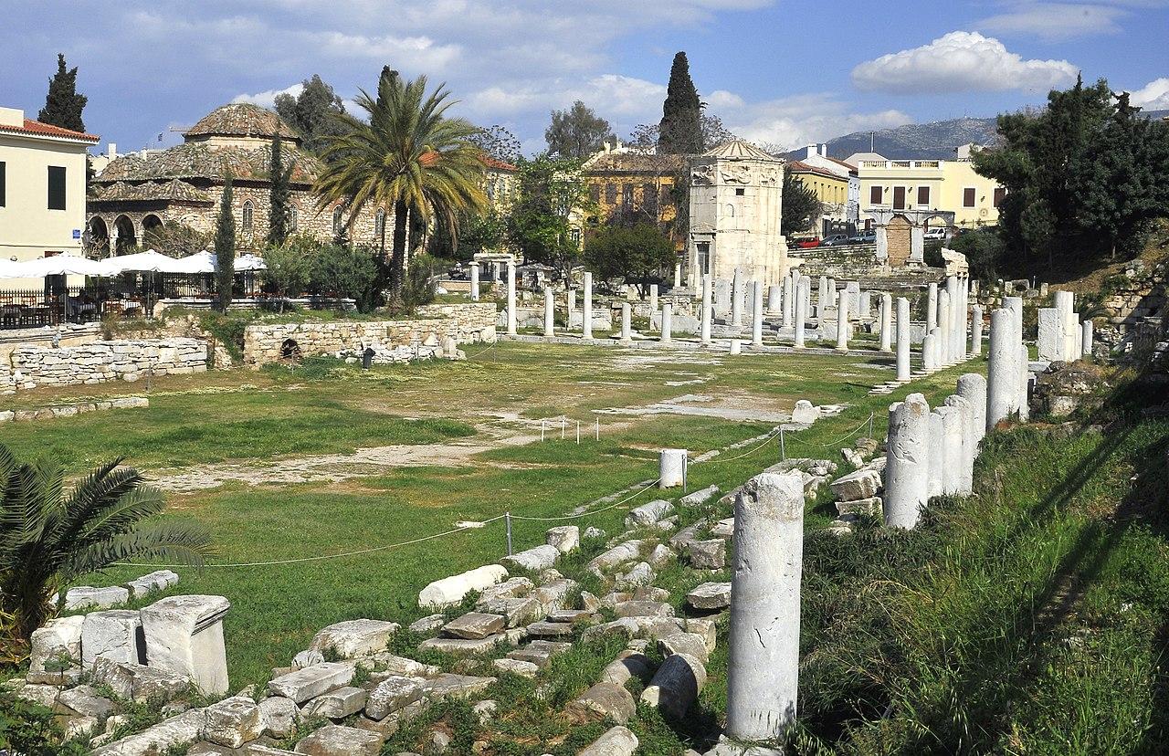 templos da grécia
