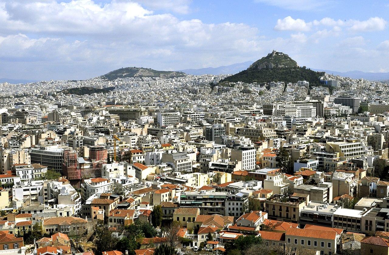 o que fazer na cidade de Atenas