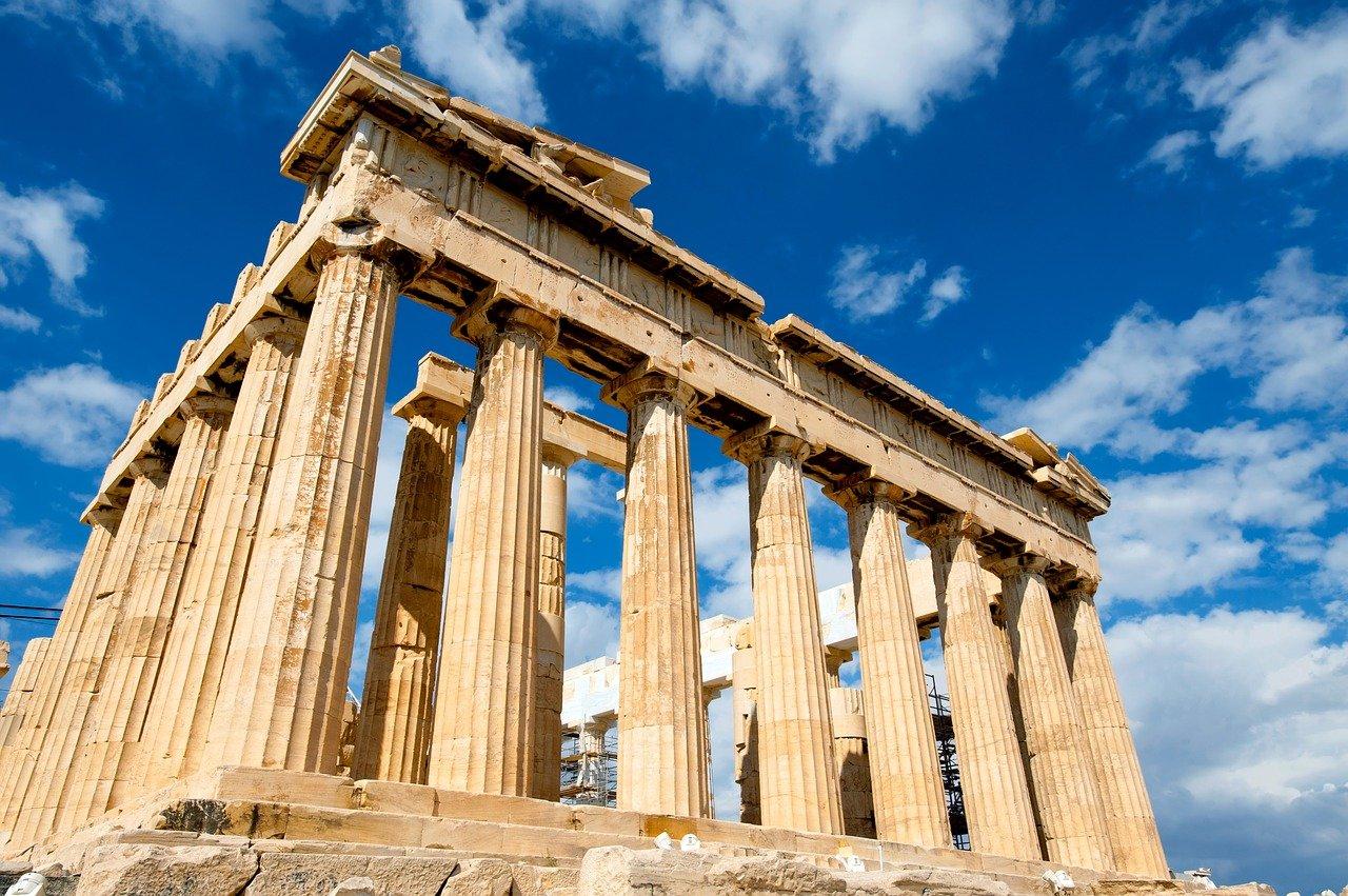 fotos da grecia antiga