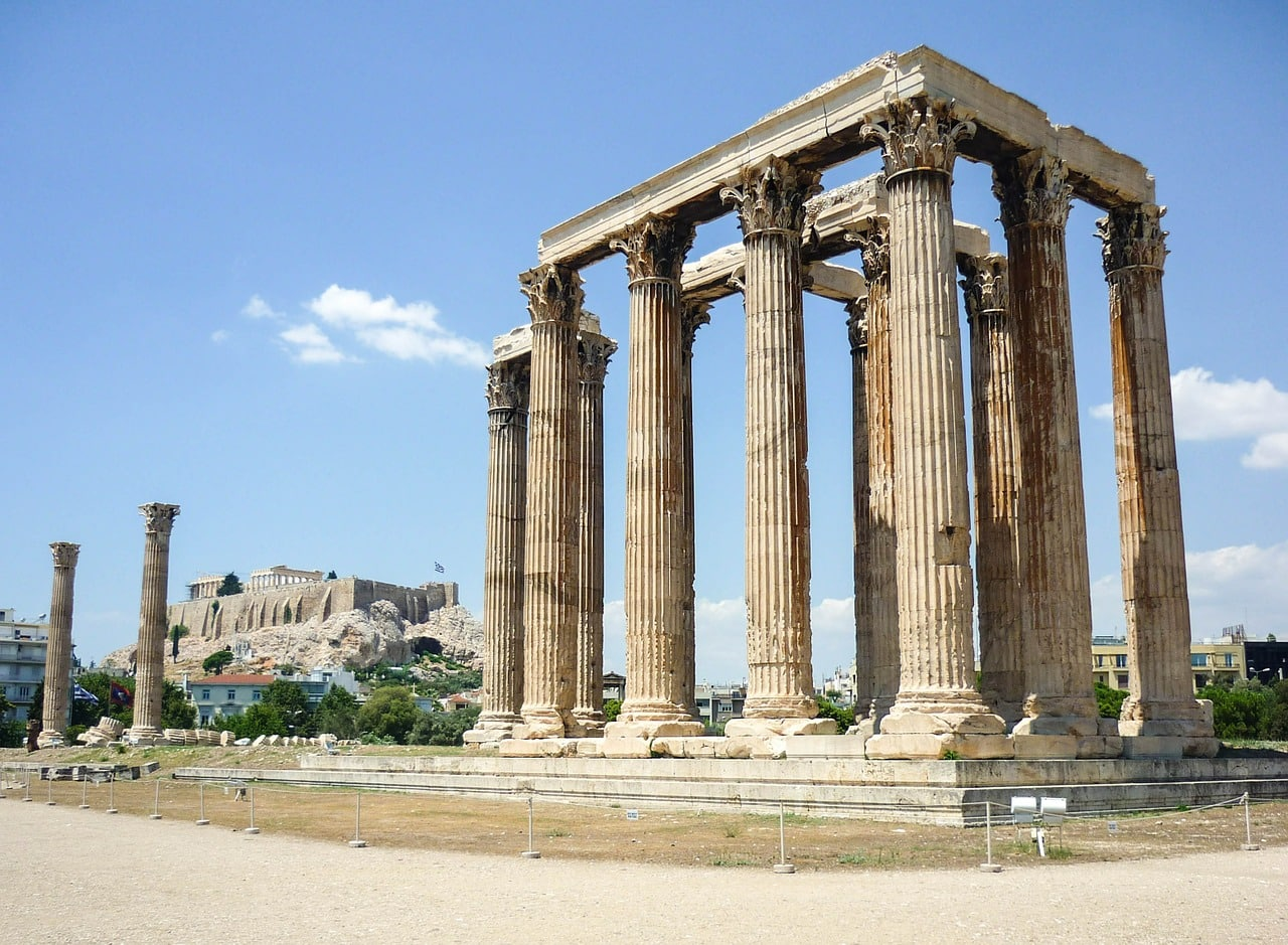 o que fazer na grecia