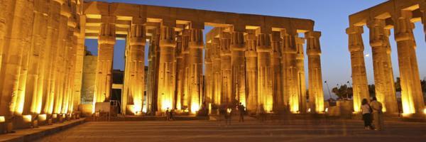 Dicas de hospedagem em Luxor / Egito