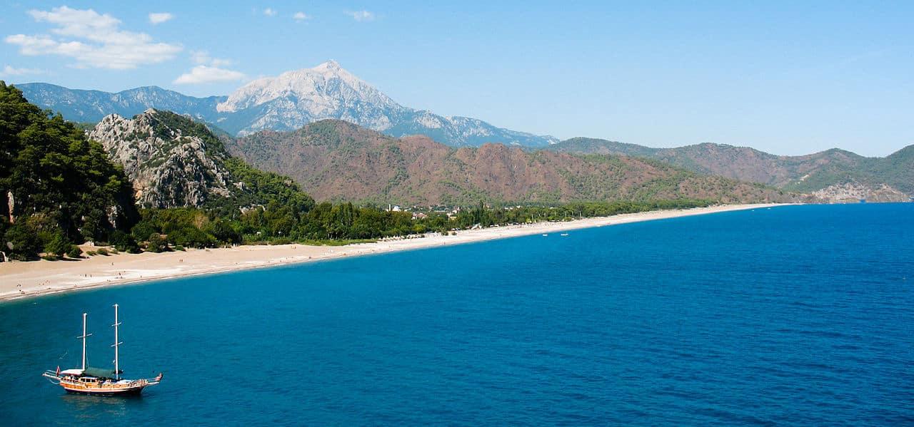 Praias da Turquia