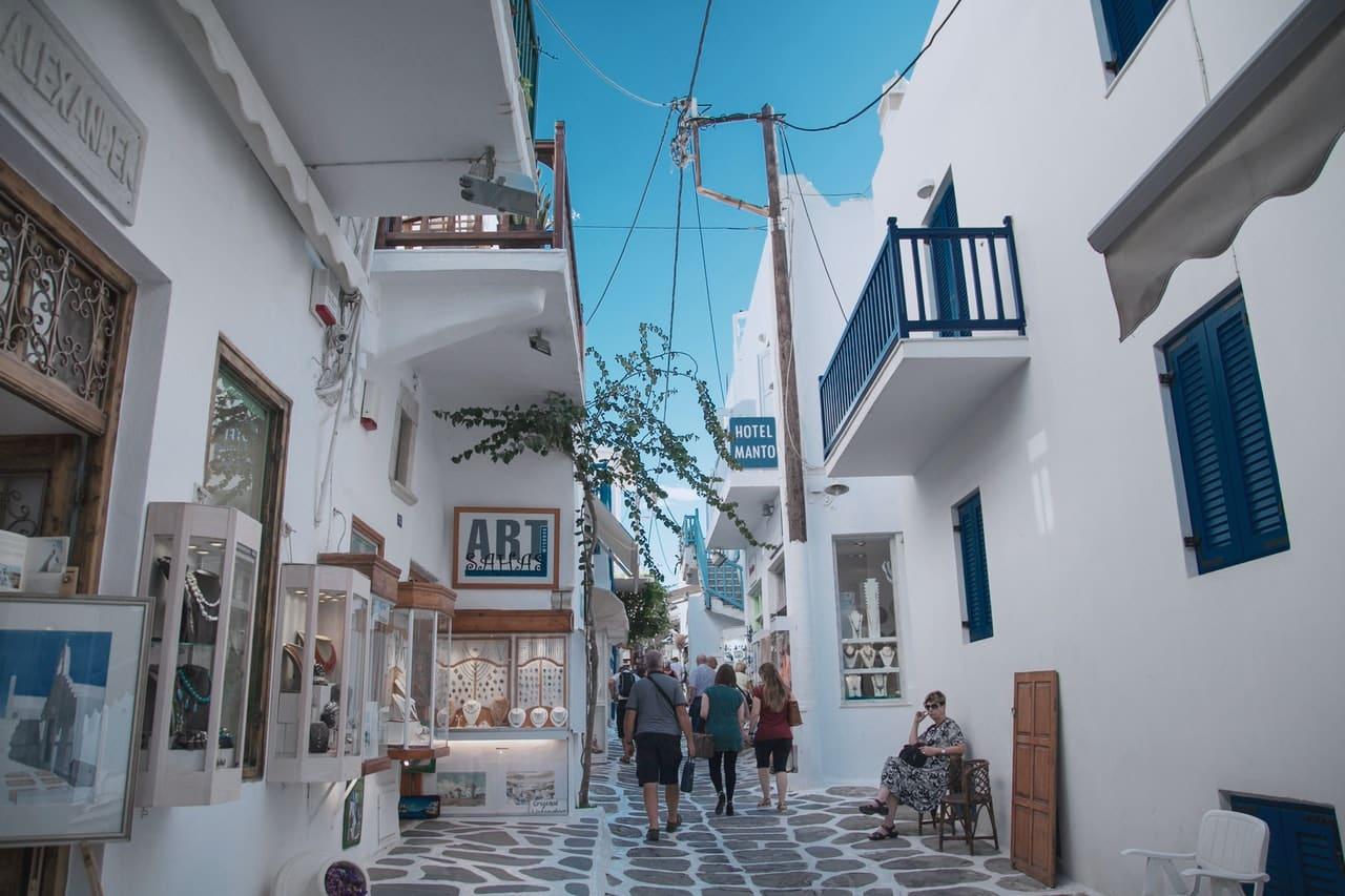 imagens bonitas da Grécia