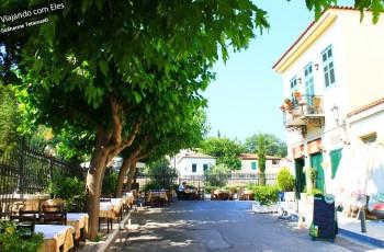 Centro de Atenas.
