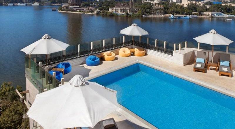 Melhores bairros e hotéis em Cairo / Egito