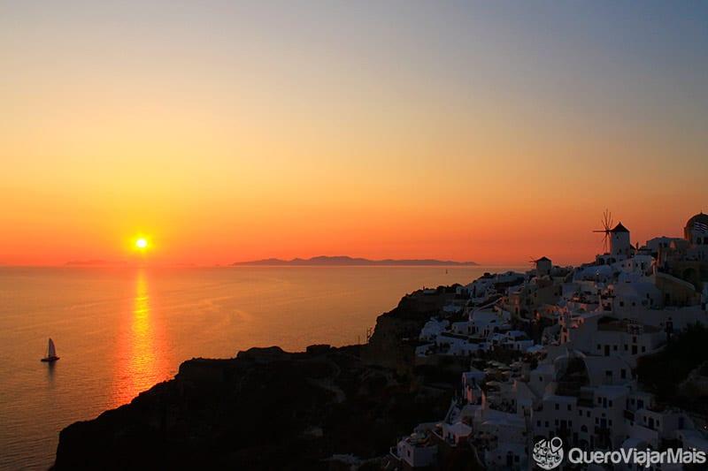 Melhores cidades em Santorini