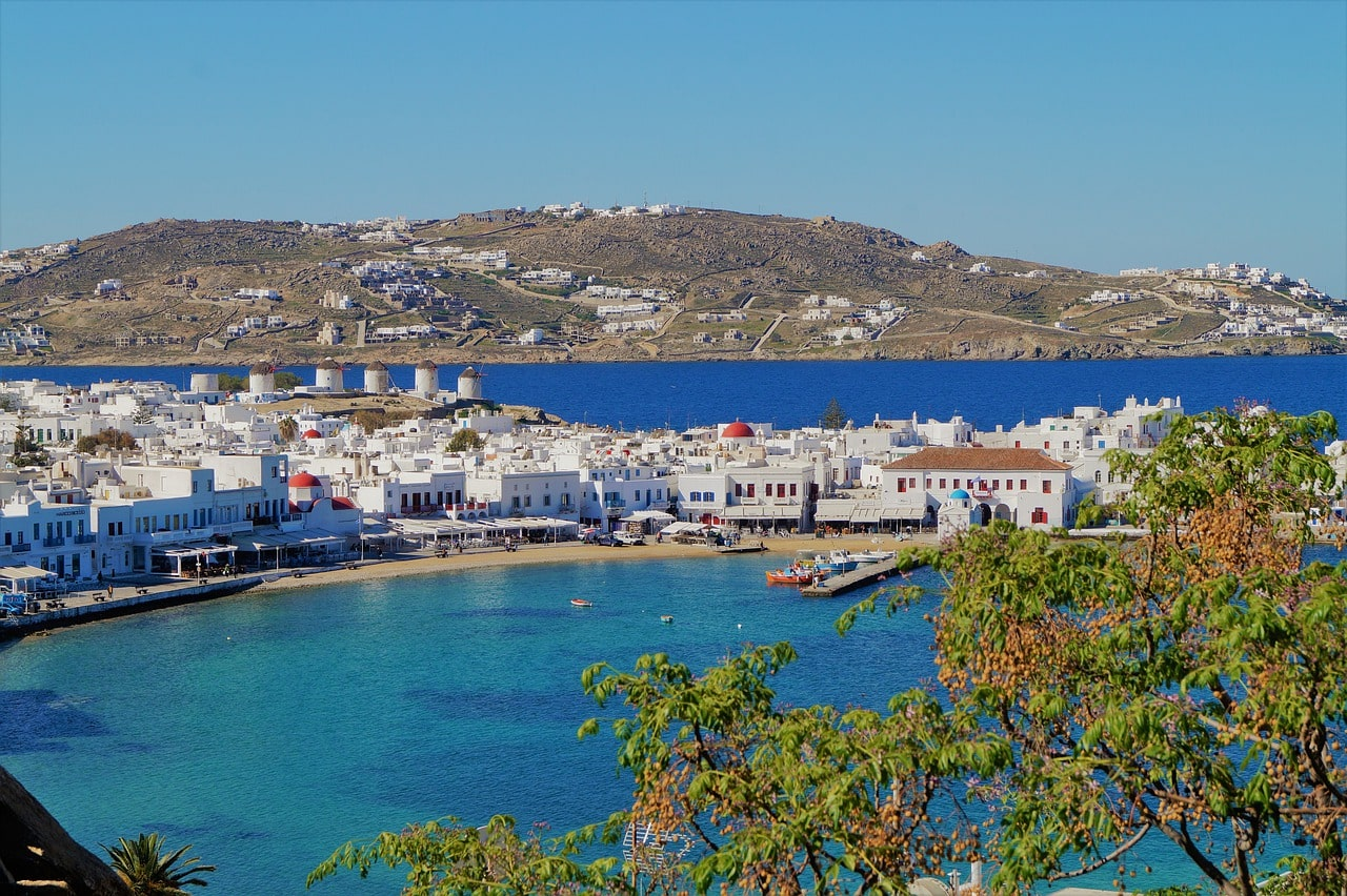 praias da grécia