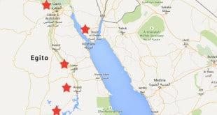 Turismo, passeios e tudo sobre o que fazer no Egito