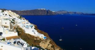 Fotos da Grécia, viaje para o paraíso sem sair de casa