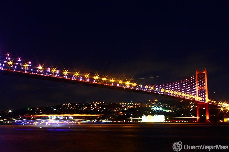 Vida noturna em Istambul