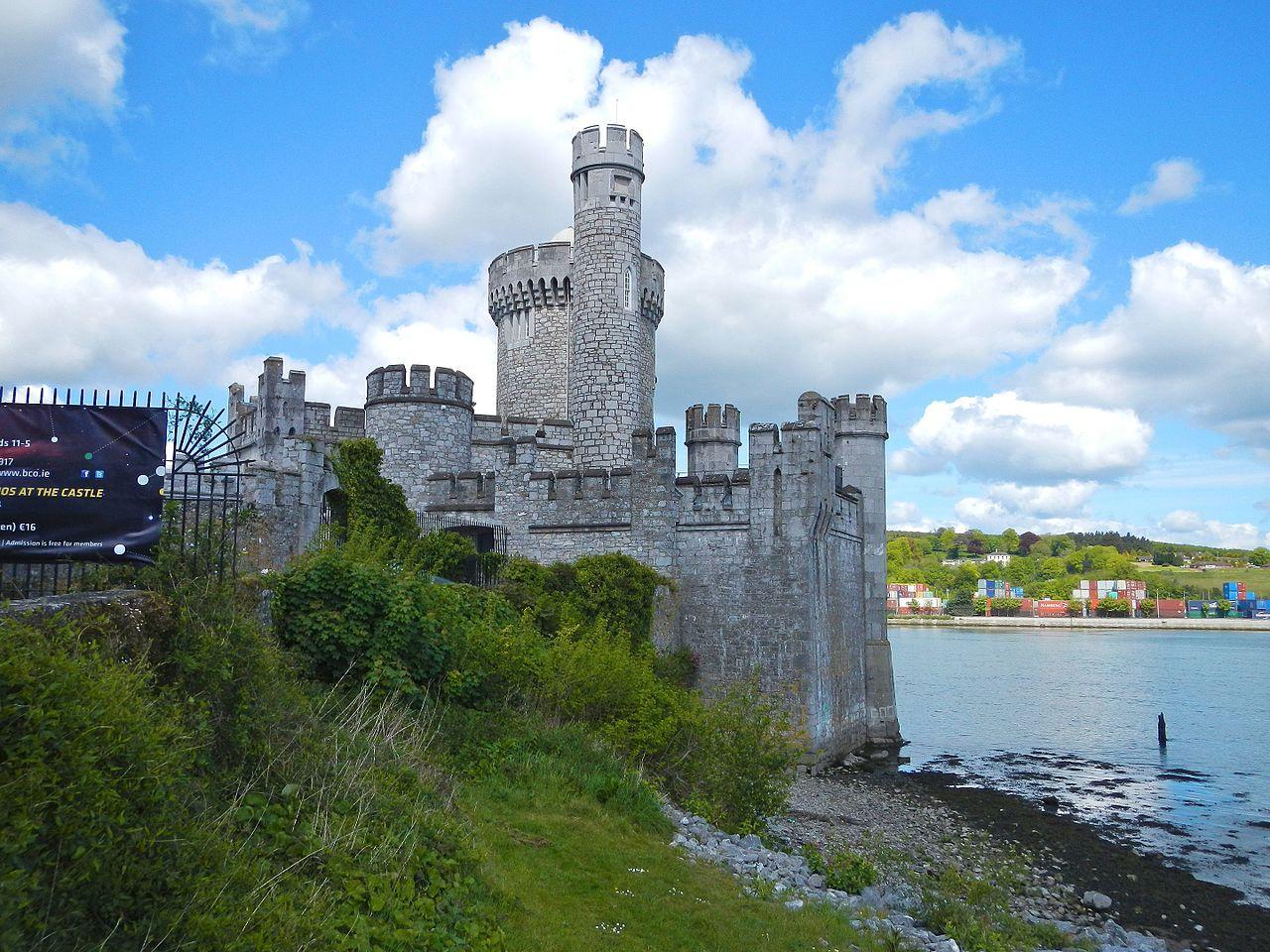 Como visitar o Blackrock Castle