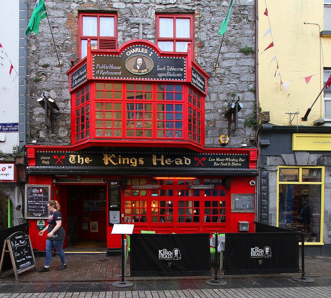 The Kings Head em Galway