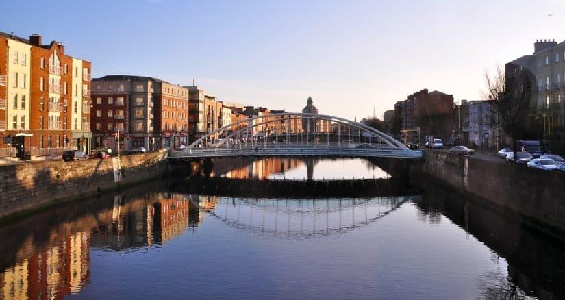 Pontos turísticos Dublin