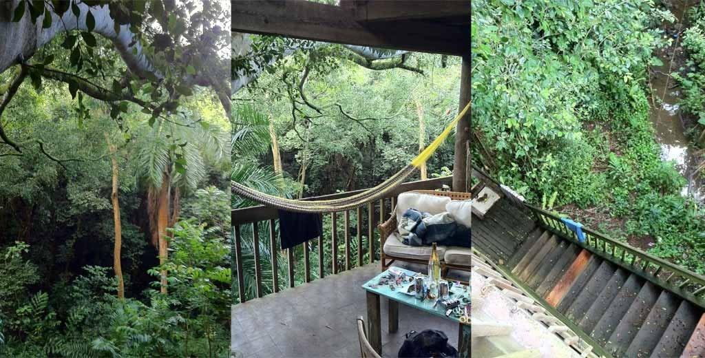 Casa da árvore em Maui