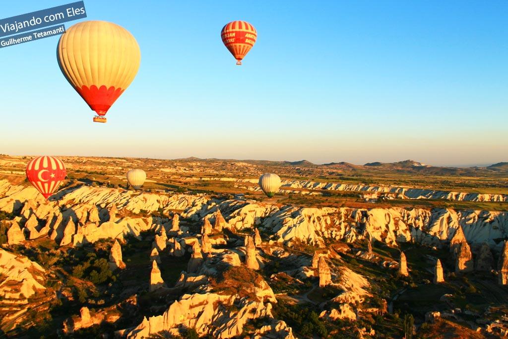 atividades de viagens na turquia