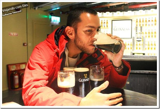 Cervajaria Guinness em Dublin