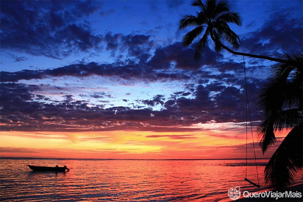 Melhores ilhas paradisíacas