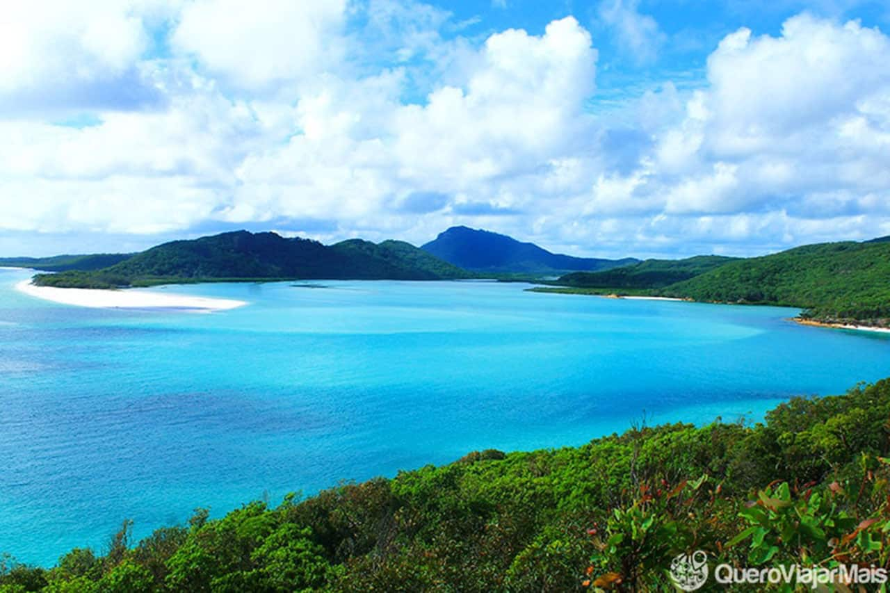 Arquipélago de Whitsundays