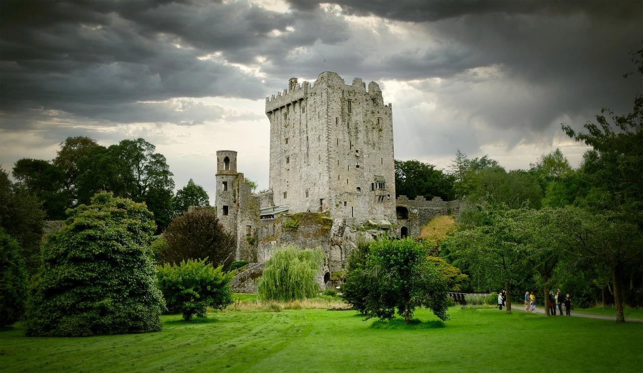 O Castelo de Blarney