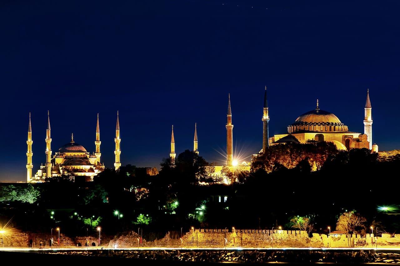 melhores atrações turquia