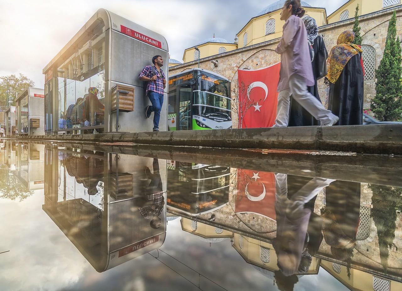 viagem para turquia