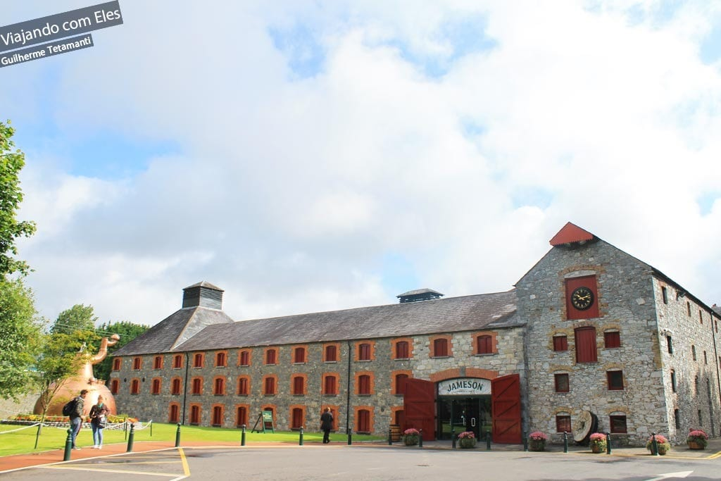 destilaria em Cork