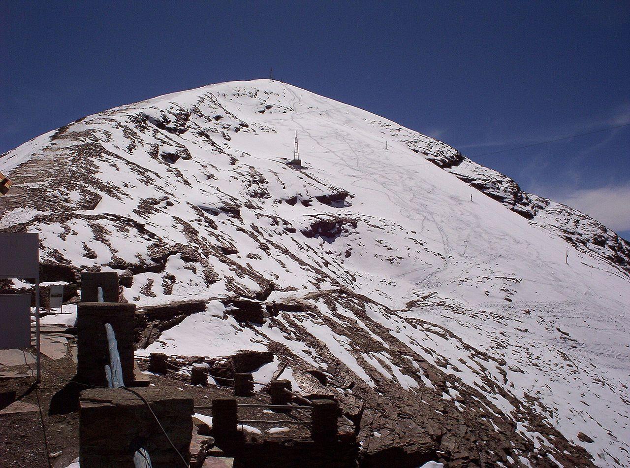 passeio ao monte chacaltaya