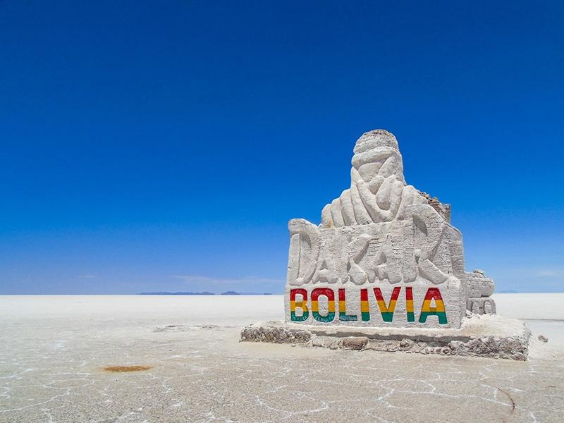Precisa de passaporte para a Bolívia?
