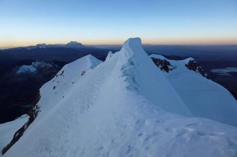 montanhas na américa do Sul