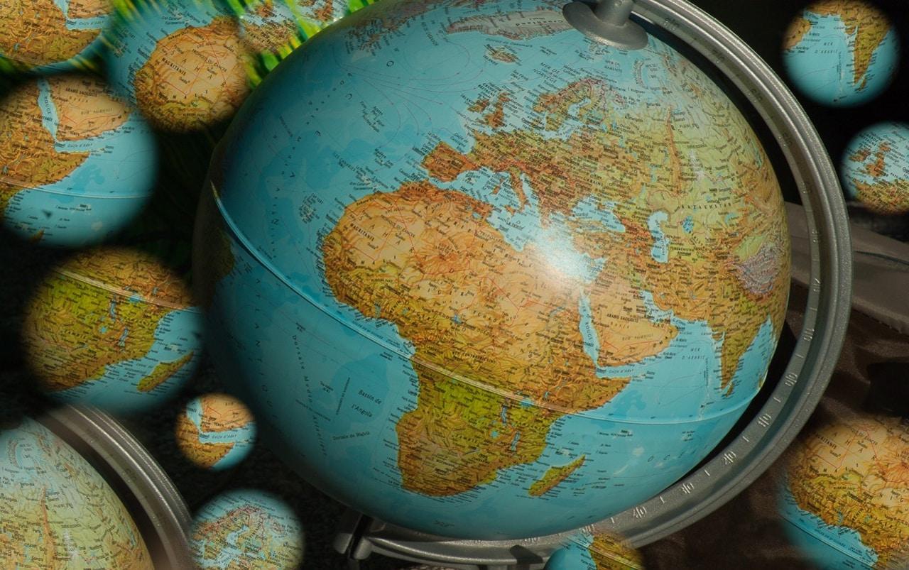 O que é preciso para dar a volta ao mundo?