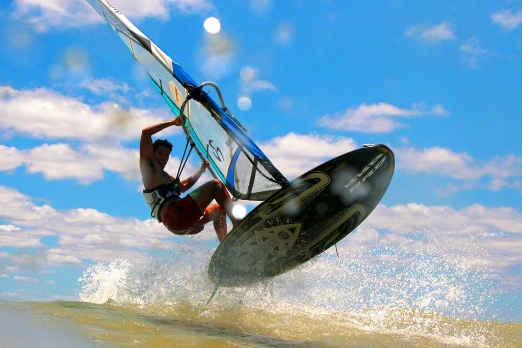 Windsurfing no Rio Grande do Norte