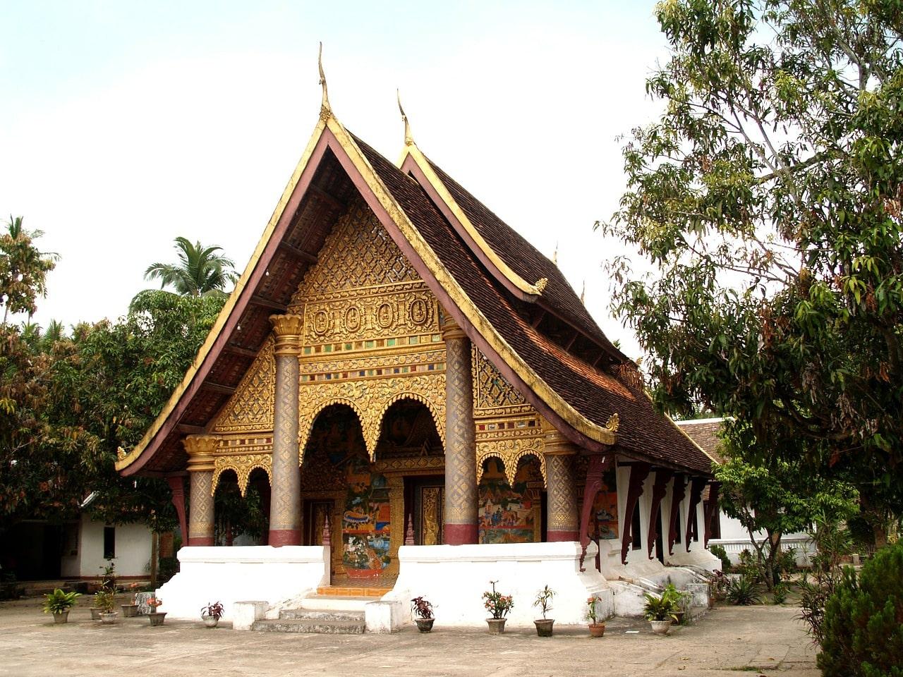 cidades turisticas do laos
