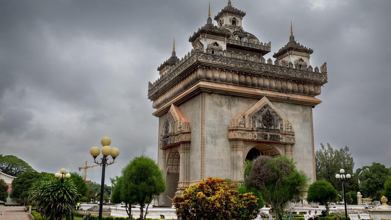 planejar uma viagem aos laos