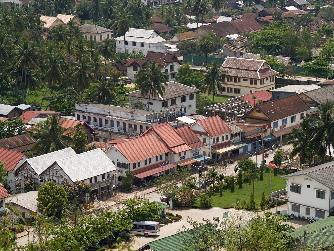 atrações do laos