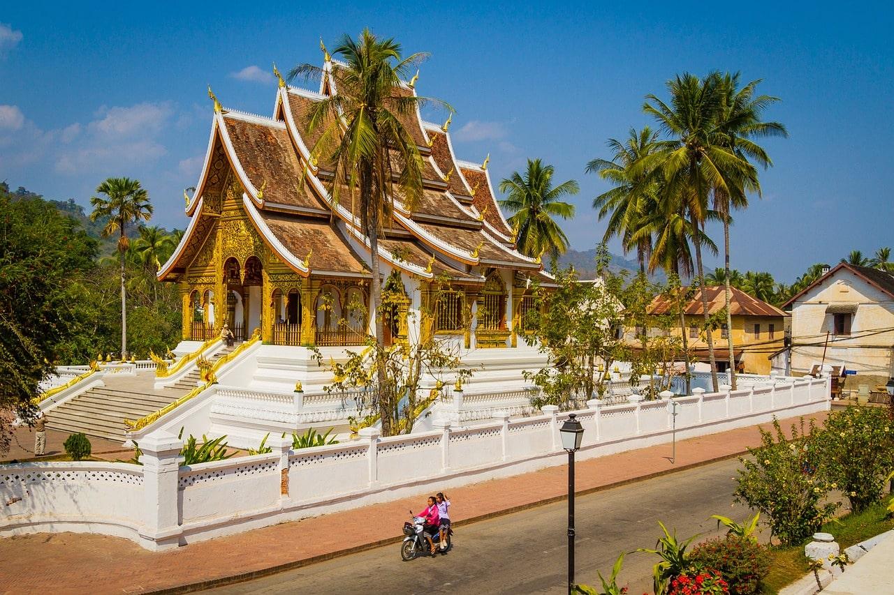 cidades bonitas do laos