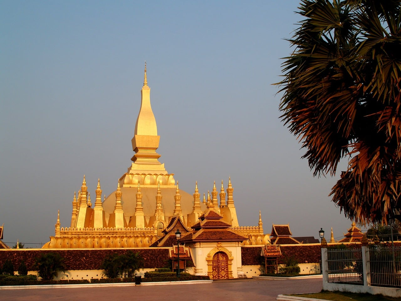 destinos turísticos do laos