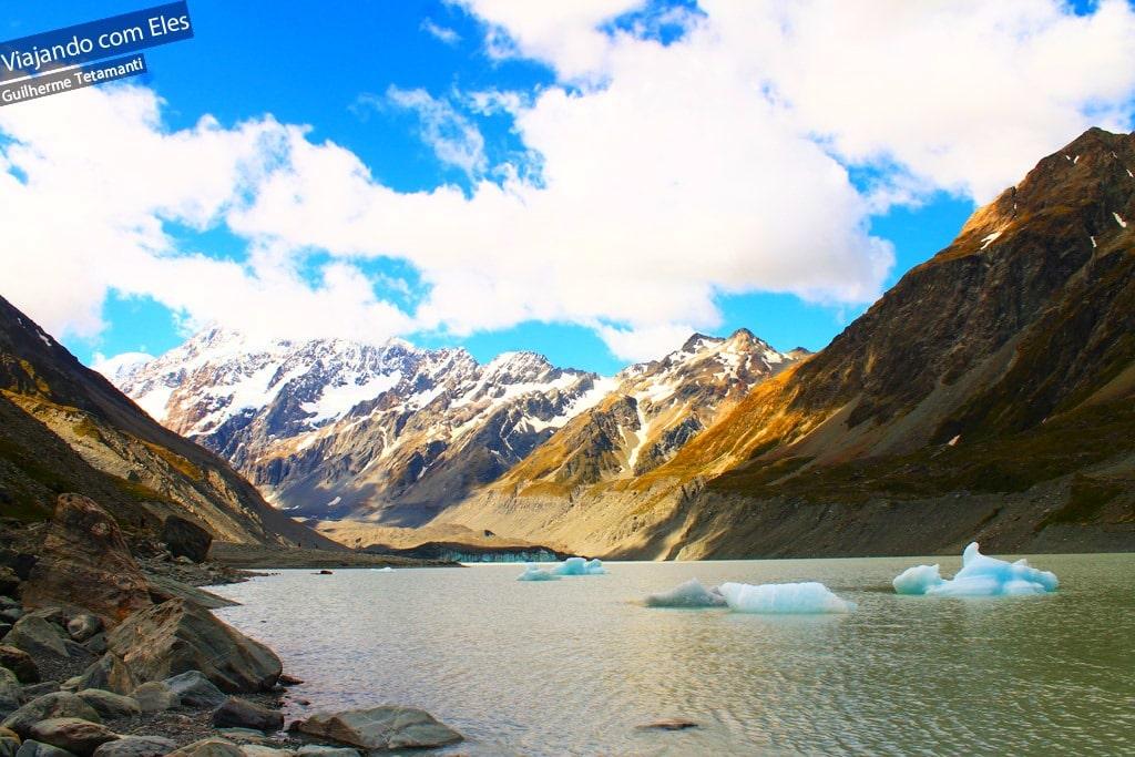 Nova Zelândia, um dos países mais lindos do mundo.