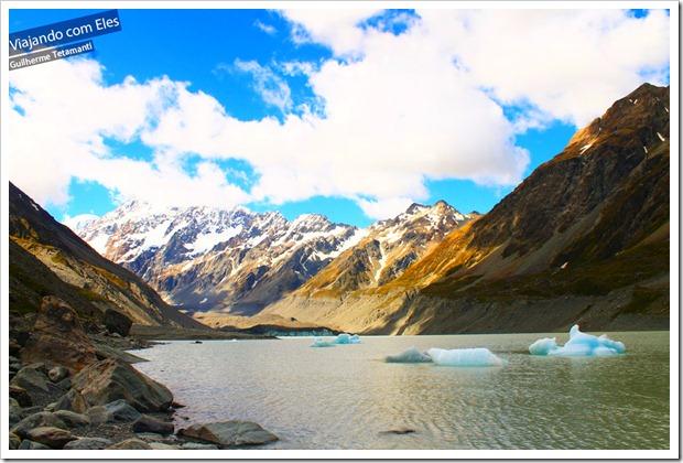 Turismo na Nova Zelândia.