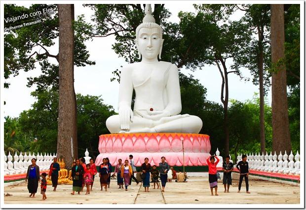 Curiosidades no Laos - Os templos