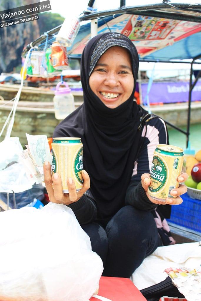 Tailândia, o país mais feliz do mundo.