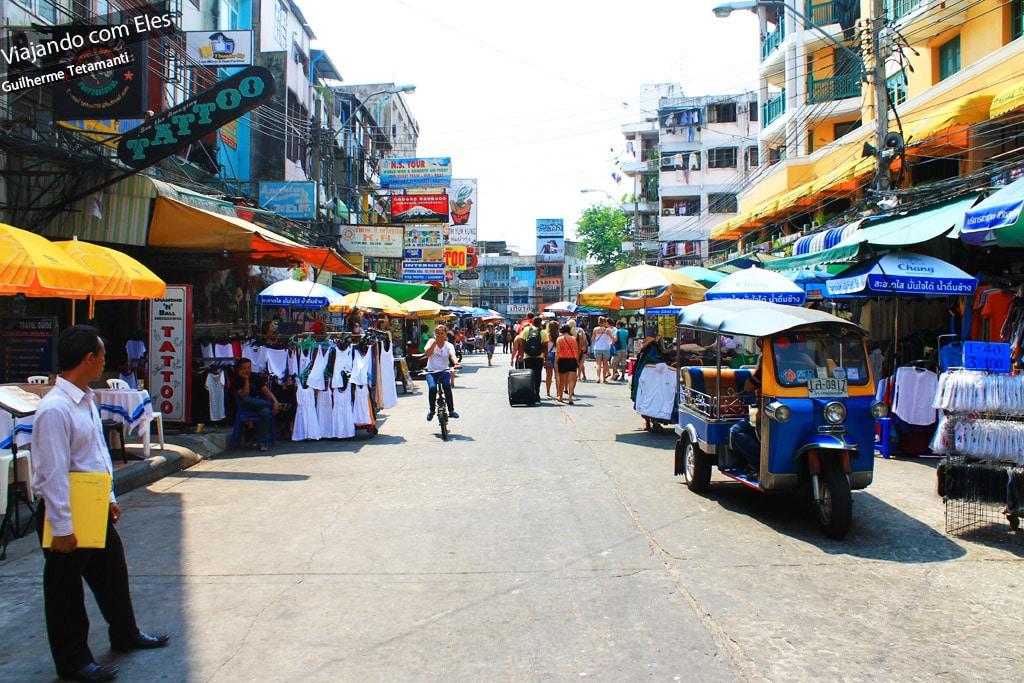 Dicas dos melhores bairros em Bangkok