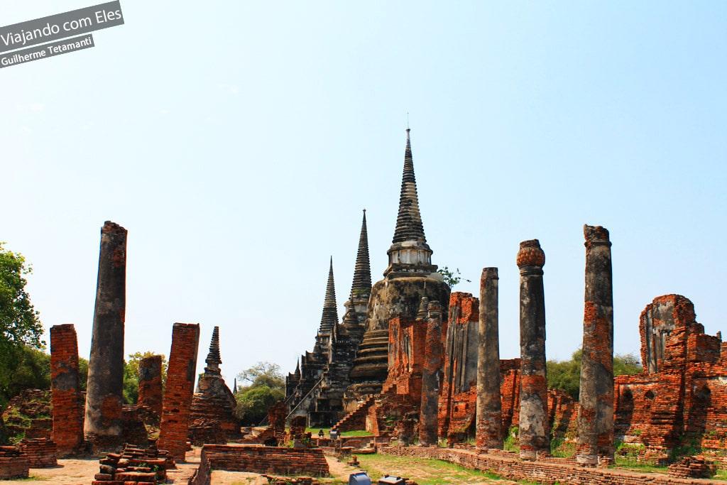 Arquitetura de Ayutthaya