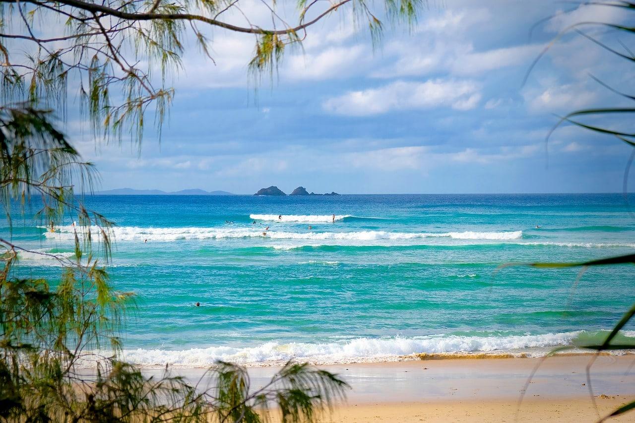 turismo em Watego's Beach