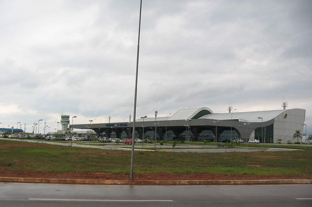 palmas aeroporto