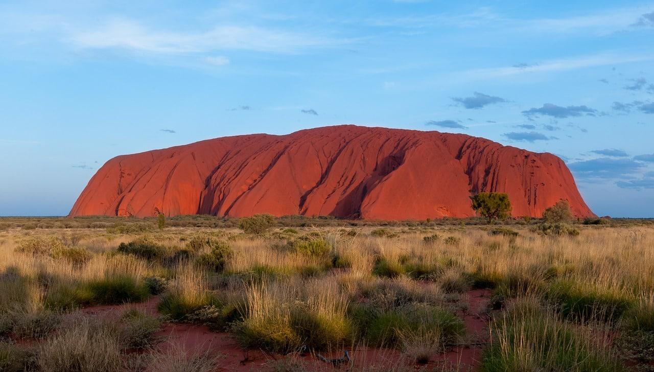 turismo em Uluru