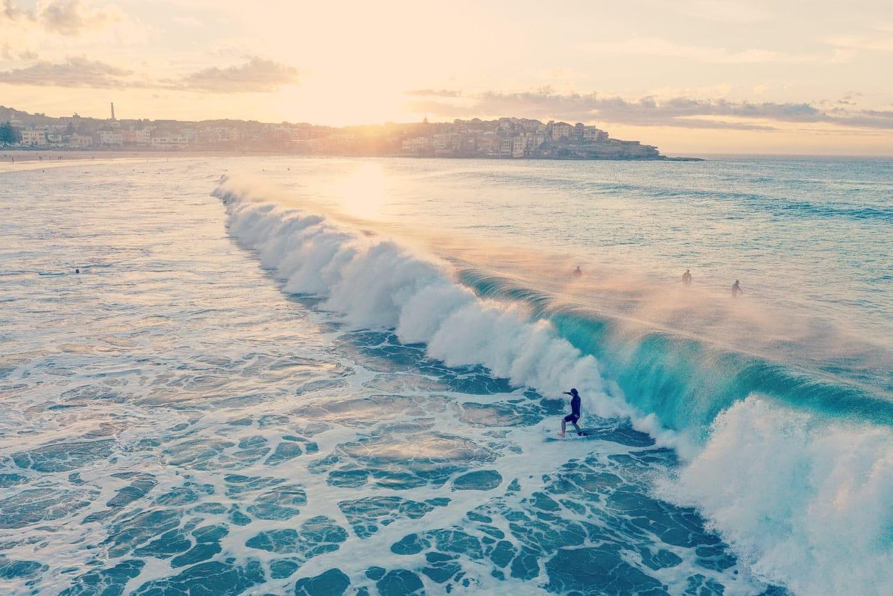 roteiro em Bondi Beach