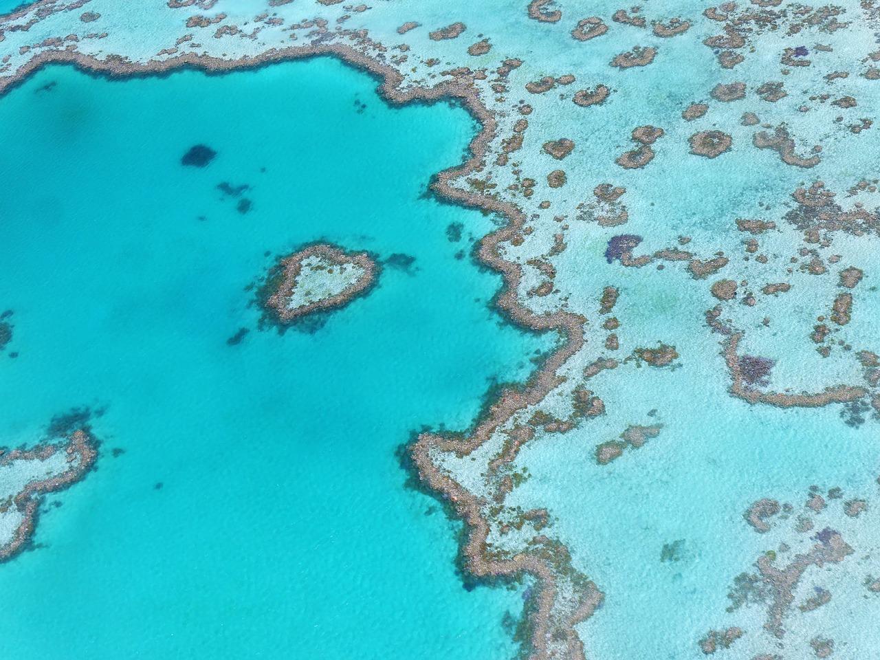 praias lindas da austrália